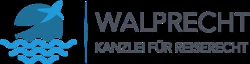 Anwalt Reiserecht Berlin und Mainz – Kanzlei Walprecht Logo